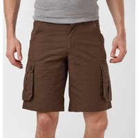 Brasher Mens Craghill Shorts - Brown, Brown