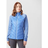 Jack Wolfskin Womens Sutherland Crossing Fleece Jacket, Blue