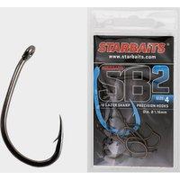 Starbaits SB2 Hook No. 4, Silver
