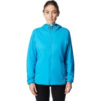 Sherpa Womens Kailash Hooded Jacket, Blue
