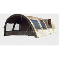Berghaus Air 6 XL Polycotton Family Tent - Beige, Beige