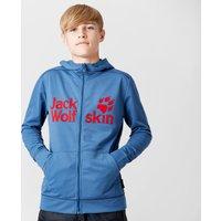 Jack Wolfskin Boy's Redland Fleece Jacket, Navy