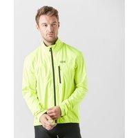 Gore Men's C3 Gore-Tex Active Jacket - Yellow/Yel, Yellow/YEL