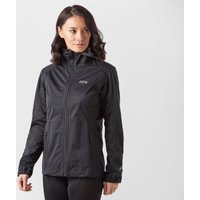 Womens R3 GORE-TEX Active Hooded Jacket - Black, Black