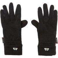 Mountain Equipment Womens Touchscreen Gloves, Black