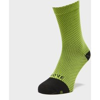 Gore Men's C3 Dot Mid Socks, Yellow