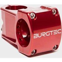 Burgtec Enduro Mk2 Stem 35mm Clamp/35mm Length - Red, Red