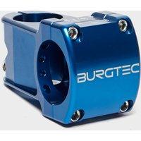 Burgtec Enduro Mk2 Stem 35mm Clamp/50mm Length - Blue, Blue