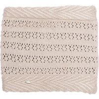 Capo Womens Bow Neck Warmer, Pink