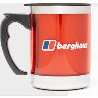 Berghaus Camping Mug - Red, Red
