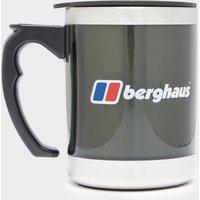 Berghaus Camping Mug - Black, Black