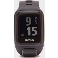 tom tom spark 3 hr watch (small), black