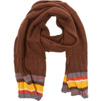 Weird Fish Mens Gila Scarf, Brown