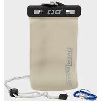 Overboard Mobile Phone Waterproof Case (Medium), Black/Grey
