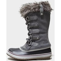 Sorel Womens Joan of Arctic Waterproof Snow Boot, Grey