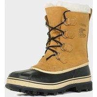 Sorel Men's Caribou Waterproof Snow Boot, Beige