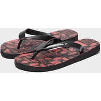 Peter Storm Boys' Compass Flip Flops, RED/RED