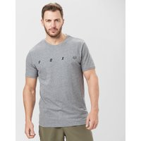 Fox Agent Airline Short Sleeve Tee, Grey