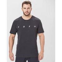 Fox Agent Airline Short Sleeve Tee, Black