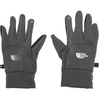 The North Face Mens Etip Gloves, Grey