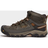 Keen Europe Men's Targhee III Waterproof Hiking Boots, Black