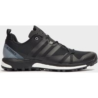 Adidas Mens TERREX Agravic Trail Shoe, Black