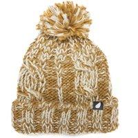 Peter Storm Womens Nina Beanie Hat, Brown