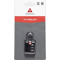 Technicals Combination Lock - Black/Blk, Black/BLK