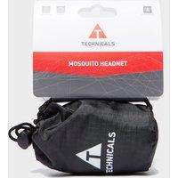 Technicals Mosquito Headnet, Black