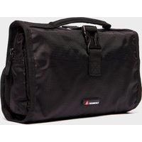 Technicals Foldout Wash Bag, Black