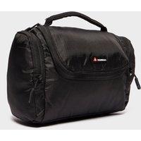 Technicals Travel Wash Bag, Black