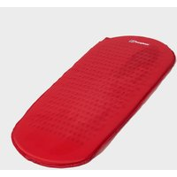 Berghaus Peak Compact Self-inflating Mat - Red, Red