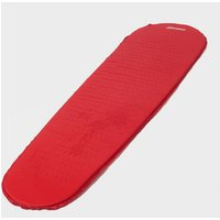 Berghaus Peak Self-inflating Mat - Red, Red