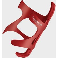 Lezyne CNC Alloy Cage, Red