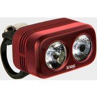 Knog Blinder Road 250 Front Bike Light - Red, Red