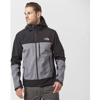 The North Face Mens Apex Bionic Hoody, Grey
