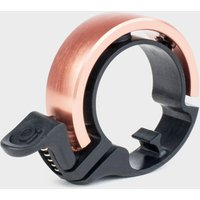 Knog Oi Classic Bike Bell (Small), Brown