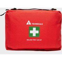 Technicals Deluxe First Aid Kit, Red