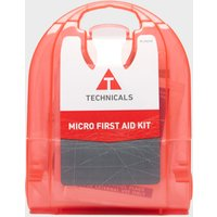 Technicals Micro First Aid Kit, Red