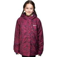 Alpine Girls' Paradise Ski Jacket, Purple