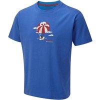 Craghoppers Mens Herbert T-Shirt, Blue