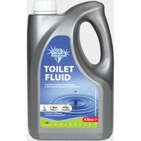 Blue Diamond Toilet Fluid 4L - Blue, Blue