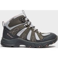 Hi Tec Womens Moraine Waterproof Walking Boot, Grey