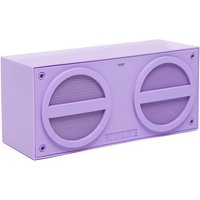 Ihome iHome Rechargeable Mini Speaker, Purple