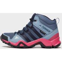 Adidas Kids' Terrex AX2R Waterproof Mid, Pink