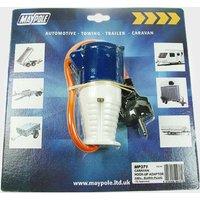 Maypole 230V Euro Hook-Up Lead - Multi, Multi
