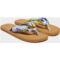 Animal Womens Cilla Flip Flops, Black