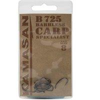 Kamasan B725 Carp Fishing Hooks - Size 8, Assorted