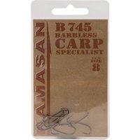 Kamasan B745 Carp Fishing Hooks - Size 8, Assorted