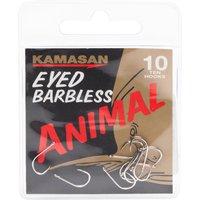 Kamasan Animal Fishing Hooks - Size 10, Assorted